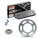 KAWASAKI GPZ 750 82-87 Reinforced Chain Kit