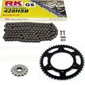 KAWASAKI KDX 150 14-15 Standard Chain Kit