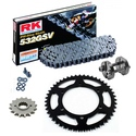 KIT DE ARRASTRE YAMAHA R6 600 YZF 03-05 Estandar