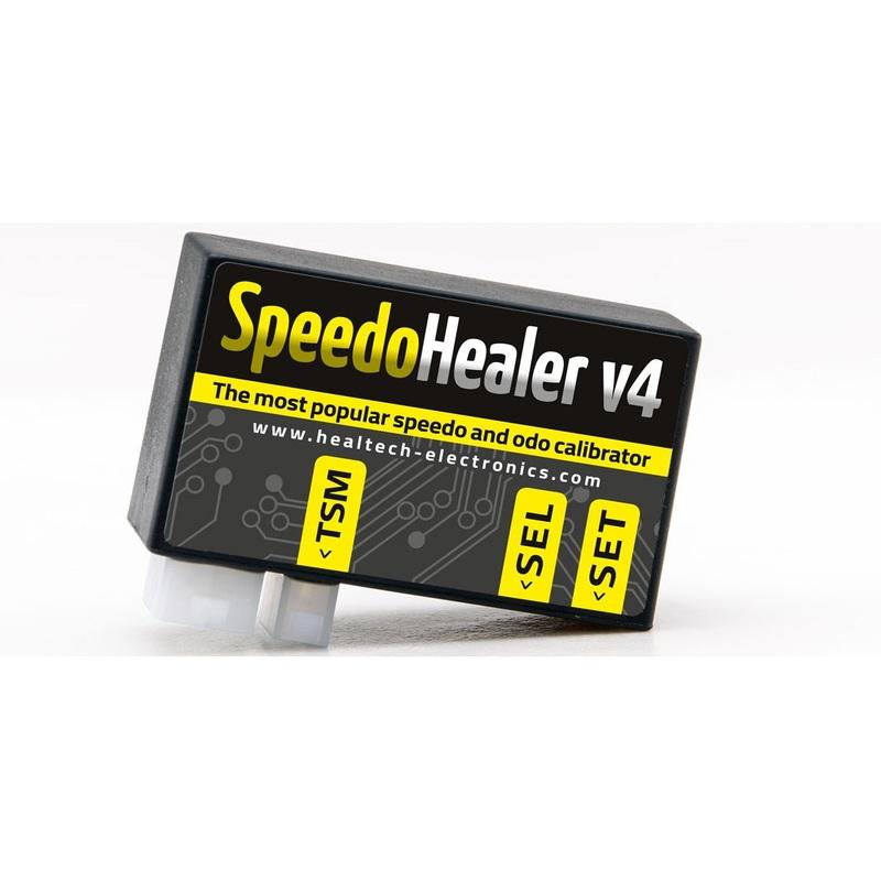 SPEEDOHEALER V4