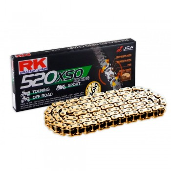 RK 520 XSO X-RING GOLD