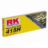 CADENA RK 415 HSB GRIS ACERO ENGANCHE CLIP
