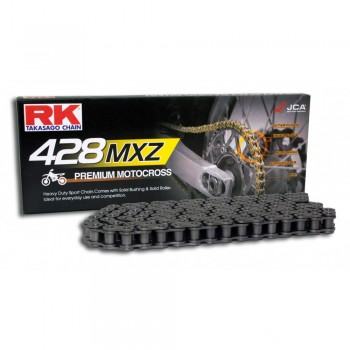 RK 428 MXZ STEEL GREY