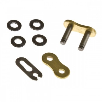 520 EXW Gold Master Link Clip -Type