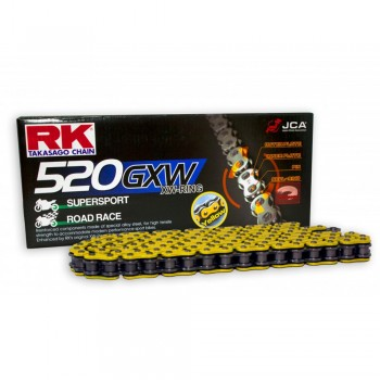 RK 520 GXW X-RING YELLOW