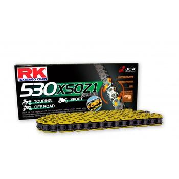 CADENA RK 530 XSOZ1 AMARILLA X-RING