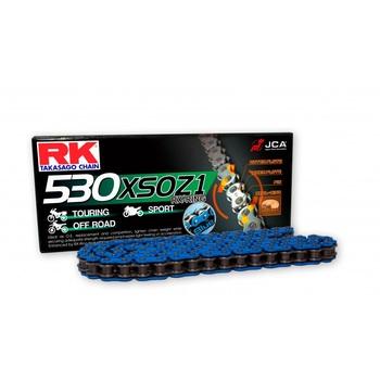 CADENA RK 530 XSOZ1 AZUL X-RING