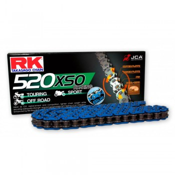 RK 520 XSO X-RING BLUE