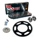 KIT DE ARRASTRE APRILIA Moto 6.5 95-99 Reforzado Hypersport