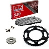 Sprockets & Chain Kit RK 520 HONDA CRF 450 R 04-18 Standard