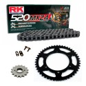 HONDA CRF 150 F 03-05 Colored Chain Kit