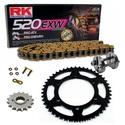 HONDA CRF 150 F 03-05 Reinforced Chain Kit