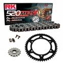 HONDA TRX 400 Sportrax 05-08 Colored Chain Kit