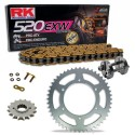 HONDA XL 400 R 82 Reinforced Chain Kit