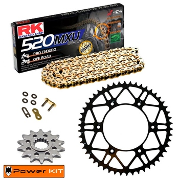 KIT DE ARRASTRE KTM 125 XC-W 17-19 Power Kit Ultra Ligero