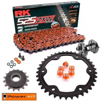 * Yamaha SR 500 SP RK Kettensatz chain kit GB530KRX gold 1978-1990